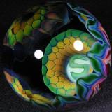 Artist: Travis Weber  Size: 2.19  Type: Lampworked Boro