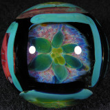 Artist: Aimee Katherman-LePri  Size: 1.55  Type: Lampworked Boro