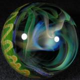 Artist: James Yaun  Size: 2.10  Type: Lampworked Boro