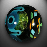 Artist: Nathan Miers  Size: 1.84  Type: Lampworked Boro