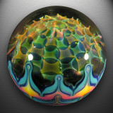 Artist: Travis Weber  Size: 2.15  Type: Lampworked Boro