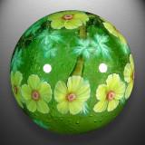 Artist: Ayako Hattori  Size: 1.48  Type: Lampworked Satake Glass