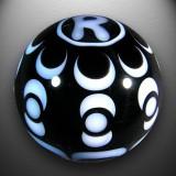 Artist: Josh Sable  Size: 1.54  Type: Lampworked Boro