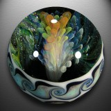 Artist: James Mills  Size: 1.38  Type: Lampworked Boro