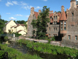 Dean Village - Water of Leith