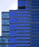 Blue curtains, Philadelphia