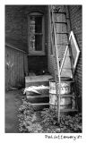 Earlville Alley Behind Post Office