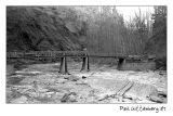Foot Bridge at Taughannock Falls