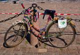 The knitted bike