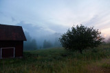 Sunset in Småland