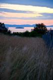 Sunset over Siljan