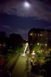 Moonlight on Kronobergsgatan