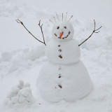 Snowman by Anonymous