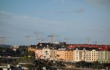 Building the new Hagastaden