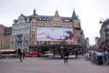 Lana takes over Stockholm