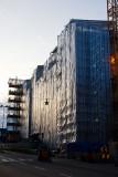 Plastic building