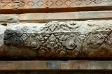 decoration on the mouldings at the base