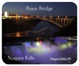 Peace Bridge & Niagara Falls