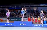 Deutsche Meisterschaften Kunstturnen 2010 - Gerätefinals Frauen/women