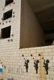 Dubrovnik - ruins of Hotel Belvedere