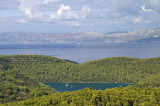 Mljet - view from Mont Okuc