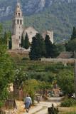 Vis - Benedictine Monastery
