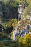 Veliki Slap, Autumn