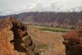 Quebrada de Humuhuaca, near Tilcara