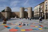 Ávila - Plaza de Santa Teresa