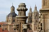 Salamanca - Cathedral balcony