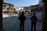 La Alberca - Plaza Mayor