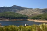 Reservoir near Candelario