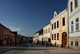 Miercurea Ciuc (Csíkszereda) - Sandor Petofi Street