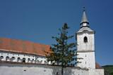 Dárjiu (Székelyderzs) - fortified church