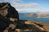 Summit of Slieve Foye
