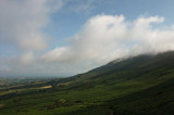 Barnavave from the slopes of Slieve Foye