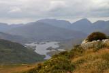 View from Torc Mountain, near Killarney