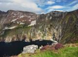 Cliffs at Slieve League