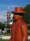 Plaza de Armas, Rio Bueno