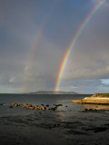 Rainbows at Monkstown