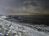 Snowy night, Seapoint