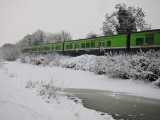 Train near Leixlip