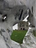 Puck's Castle, near Shankill