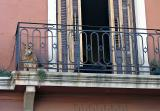 Montevideo - dogs and balcony