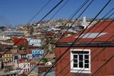 Valparaíso - from Cerro Panteón