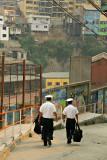 Valparaíso - near Ascensor Artillería