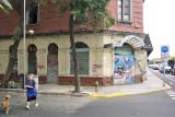 Santiago - Barrio Brasil