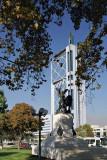 Santiago - Plaza Baquedano