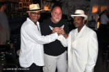 with Toronzo Cannon and Charlie Love