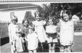 Jeannette's 6th birthday, June 18, 1936